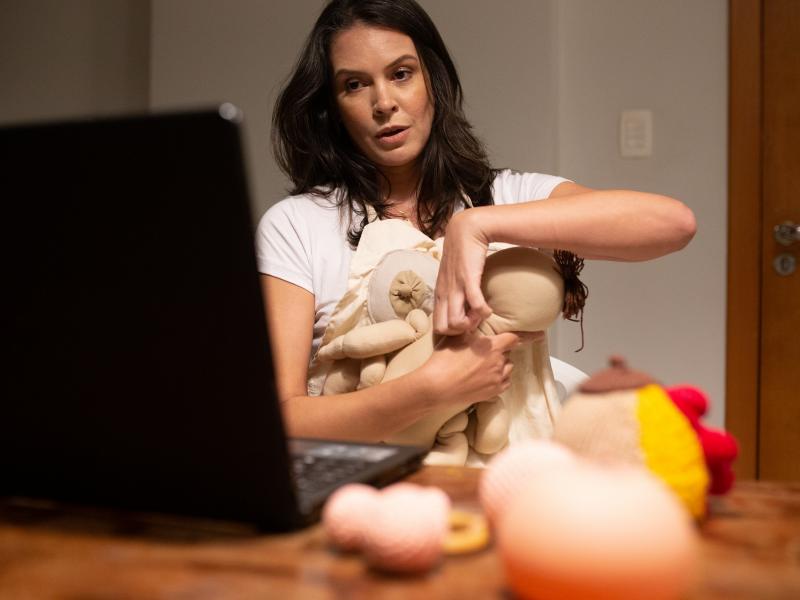 Demonstrar como funciona a Consultoria de amamentação pré-natal